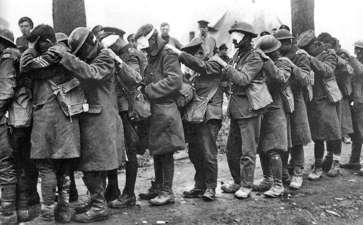 british 55th division soldiers