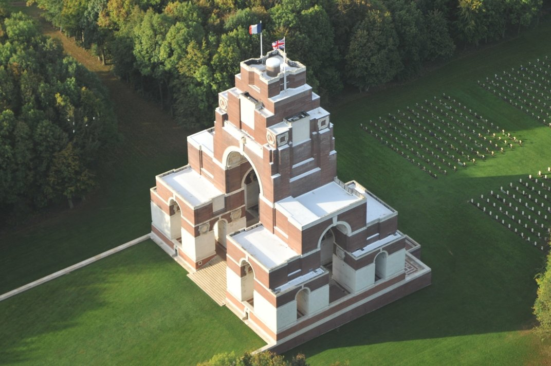 Thiepval Memorial to the Missing